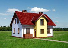 Уютный домик 11 на 11