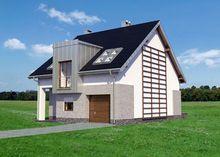 Современный загородный особняк с пятью спальнями