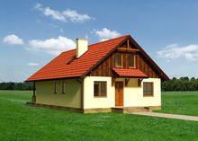Архитектурный проект современного особняка с шестью спальнями