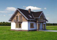 Изящный жилой дом с четырьмя спальнями