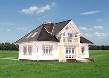 Изысканная загородная усадьба в классическом стиле