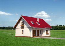 Привлекательный небольшой особняк жилой площадью 80 м2