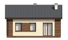 Экономичный дачный домик