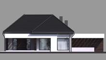 Презентабельный жилой дом с громадной верандой