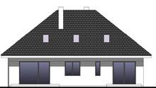 Симпатичный дом жилой площадью 150 квадратов