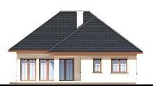 Современный элегантный дом с просторной зоной отдыха