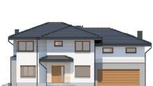 Проект удобного коттеджа с четырьмя спальнями и тремя санузлами