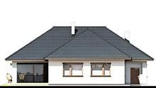 Современный жилой дом в стиле шале