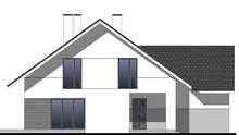 Загородный дом с двумя независимыми гостиными