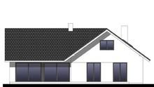 Модный дом со вторым светом и гаражом на два авто
