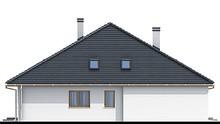 Симпатичный одноэтажный дом с тремя спальнями