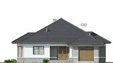 Изысканного вида одноэтажный дом для большой семьи