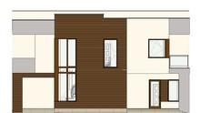 Стильный особняк в духе минимализма общей площадью 274 кв. м
