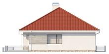 Семейный дом с фронтальной дневной зоной