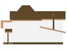 Уютный мини особняк в греческом стиле
