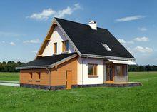 Элегантный загородный коттедж с большой кузней и гостиной