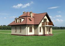 Современный стильный особняк с комфортными личными апартаментами