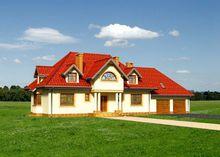 Проект стильной виллы с площадью 420 m²