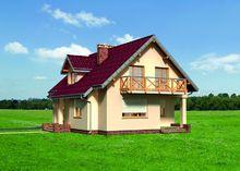 Стильная загородная усадьба с площадью 170 m²