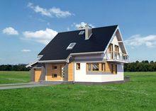 Стильный особняк для большой семьи с площадью 210 m²
