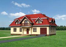 Красочный особняк с шикарными апартаментами для водных процедур