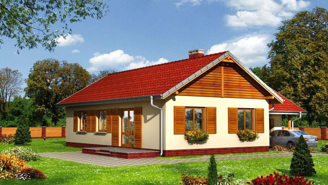 Оригинальная усадьба с площадью 120 m²