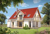 Восхитительный жилой дом с гаражом и террасой