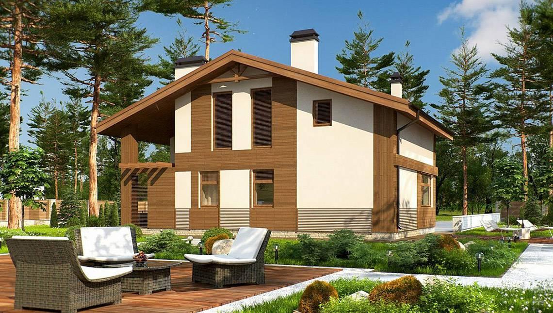 Проект для строительства бани с комнатами отдыха