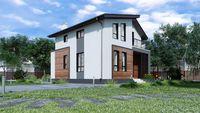 Привлекательный уютный  дом площадью до 100 м2