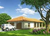 Проект гаража на 2 машины с дополнительными помещениями