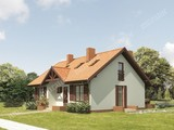 Интересный проект дома на 5 спален
