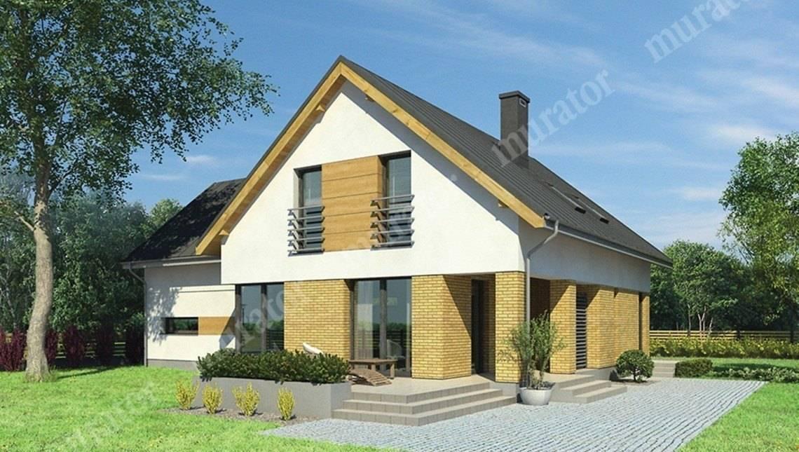 Двухэтажный дом на 6 спален