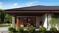 Типовой проект строительства большого дома площадью 175 кв.м.