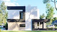 Шикарный дом с просторными верандами