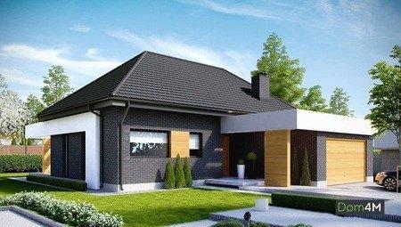 Величественный жилой дом с просторной верандой