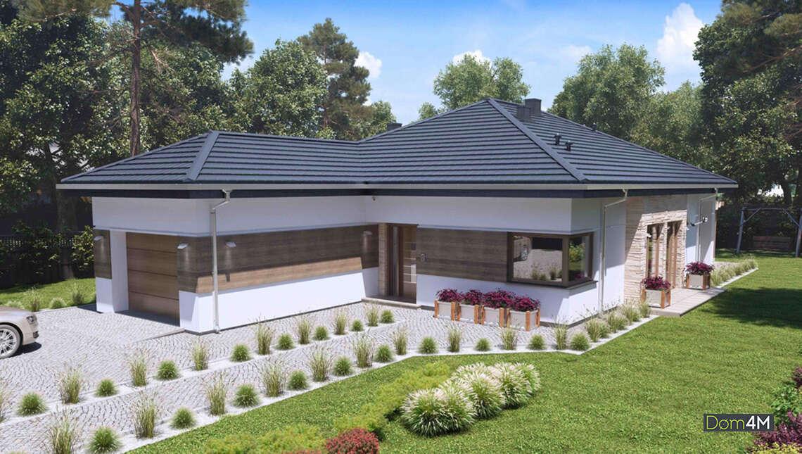 Проект компактного европейского жилья