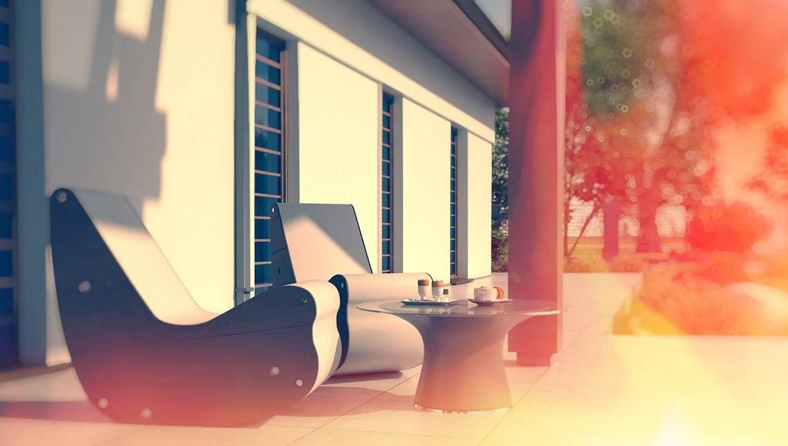 Проект удобного одноэтажного дома с гаражом для 2 автомобилей