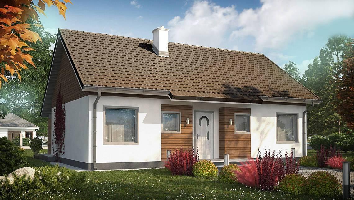 Уютный загородный дом в традиционном стиле