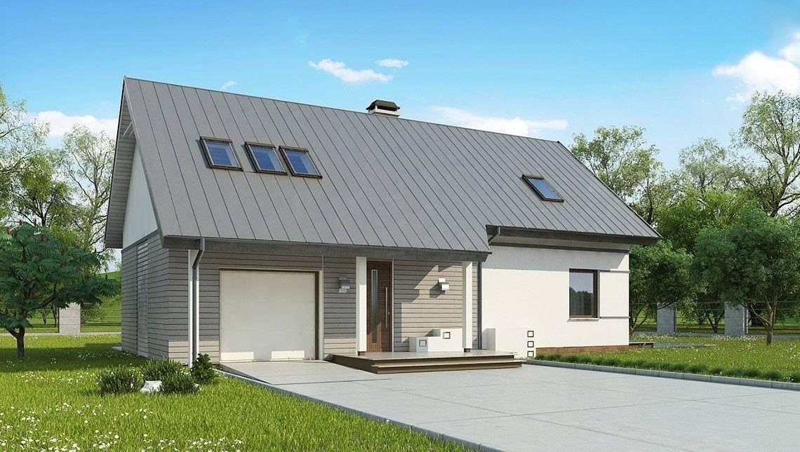 Проект увеличенного по размеру дома по типу 4M220