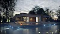 Проект уютного дома для большой семьи