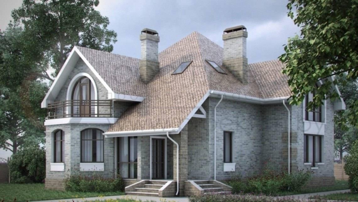 Комфортный светлый дом в английском стиле