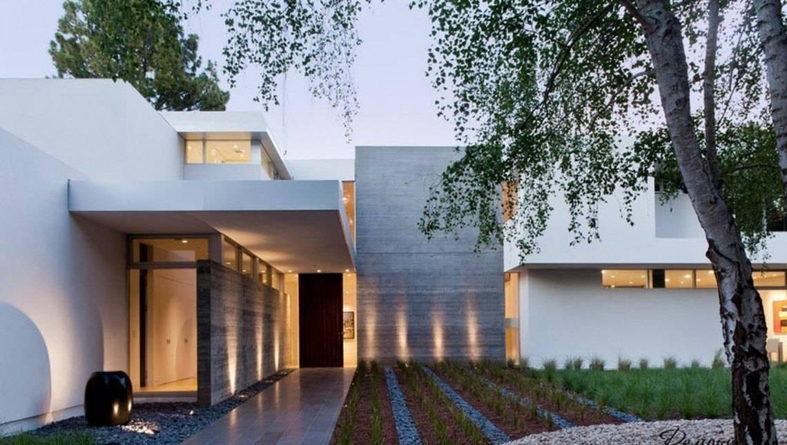 Архитектурный стиль Минимализм