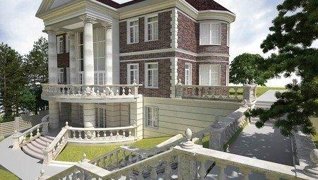 Английский архитектурный стиль