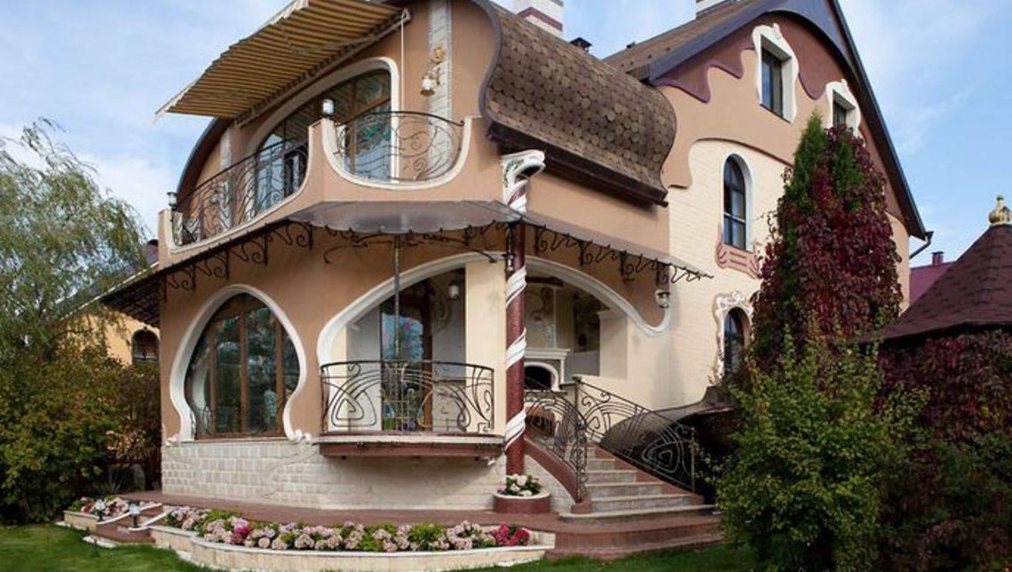 Кантри архитектурный стиль