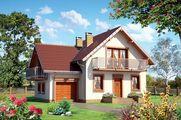 Изысканный загородный особняк с площадью 160 m²