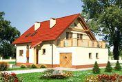 Просторный загородный особняк с пятью жилыми комнатами
