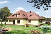 Элегантный особняк с площадью свыше 300 m²