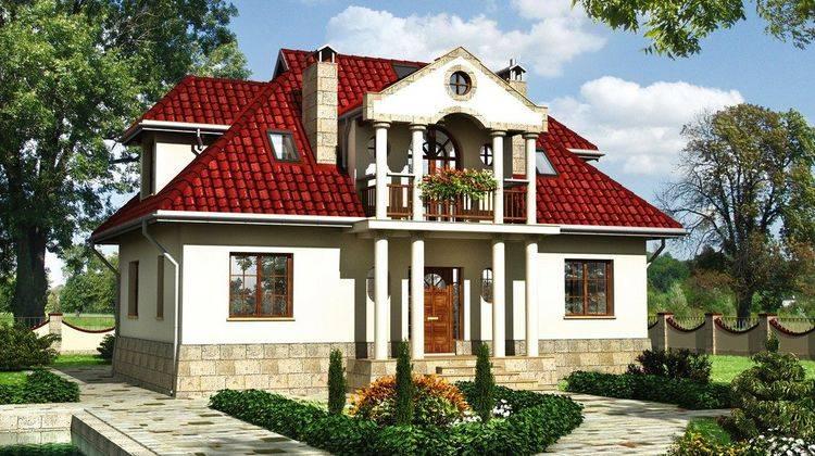 Величественный дом на семь спален