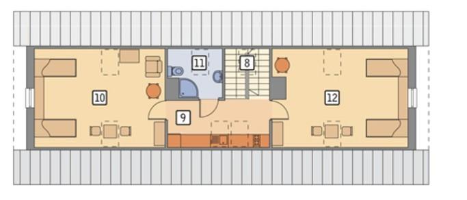 Красивая конюшня с жилыми апартаментами