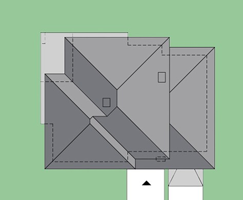 Изящный особняк с пятью спальнями и гаражом